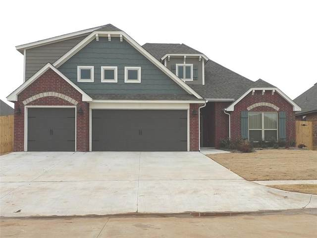 3821 Slater Drive, Norman, OK 73071 (MLS #980976) :: 580 Realty