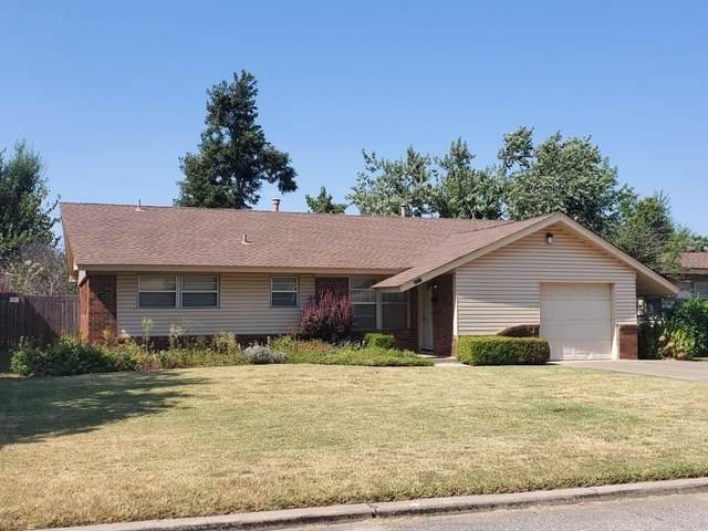 2317 N Wheeler Avenue, Bethany, OK 73008 (MLS #981257) :: Homestead & Co