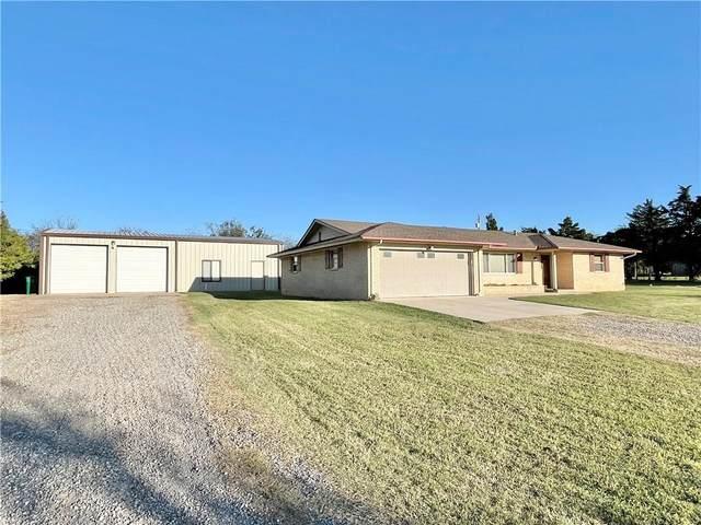 11212 N East Drive, Yukon, OK 73099 (MLS #981795) :: Meraki Real Estate