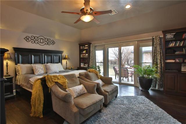 6030 W Blue Cedar Road, Edmond, OK 73025 (MLS #801543) :: Homestead & Co
