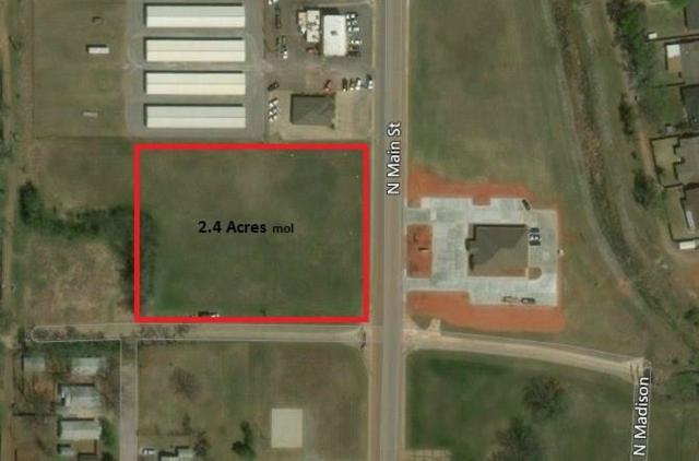 000 N Main, Elk City, OK 73644 (MLS #273277A) :: Wyatt Poindexter Group