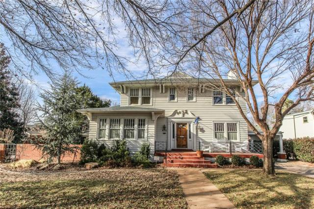 830 Elm, Norman, OK 73069 (MLS #753338) :: Wyatt Poindexter Group