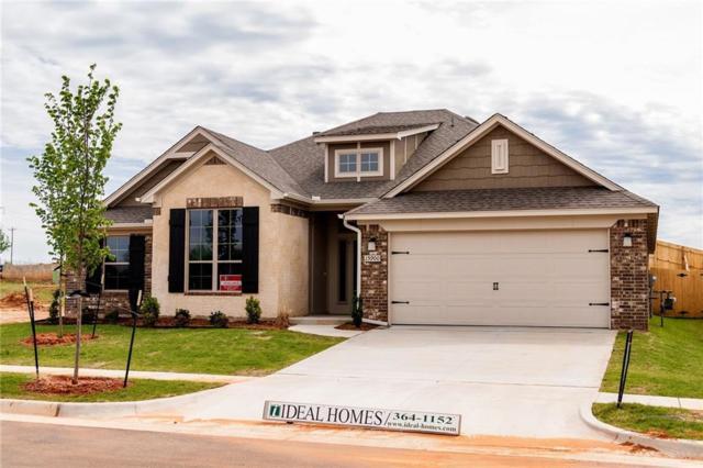 15900 Tall Grass Drive, Moore, OK 73170 (MLS #757377) :: Wyatt Poindexter Group