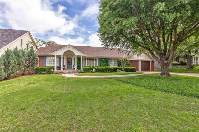 1318 Sherwood Lane, Nichols Hills, OK 73116 (MLS #761547) :: Richard Jennings Real Estate, LLC
