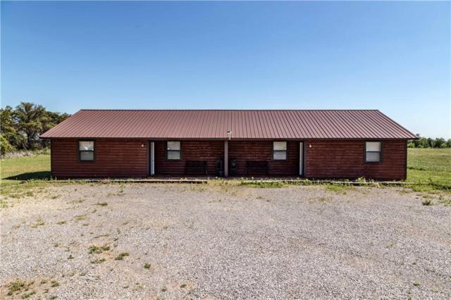1230 E Cr, Fort Cobb, OK 73038 (MLS #763203) :: Erhardt Group at Keller Williams Mulinix OKC
