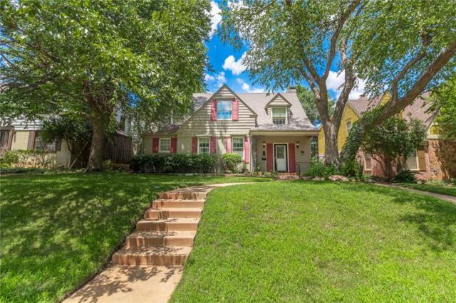 609 NW 40th Street, Oklahoma City, OK 73118 (MLS #765245) :: Wyatt Poindexter Group
