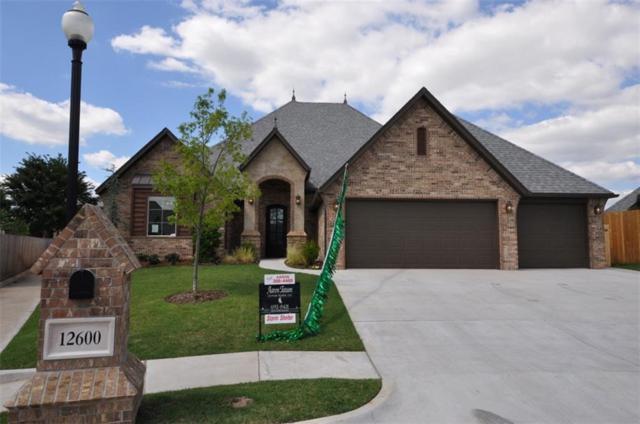 12600 Jacinth Court, Oklahoma City, OK 73170 (MLS #766355) :: Wyatt Poindexter Group