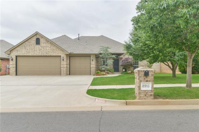 8916 NW 111th Street, Oklahoma City, OK 73162 (MLS #770461) :: Homestead + Co
