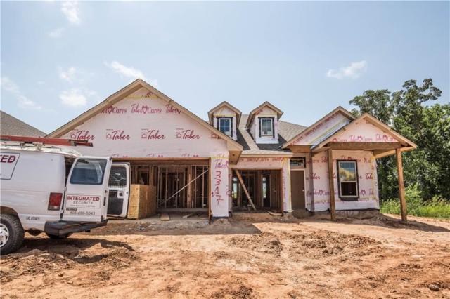 3317 Wakefield Road, Edmond, OK 73034 (MLS #773874) :: Richard Jennings Real Estate, LLC
