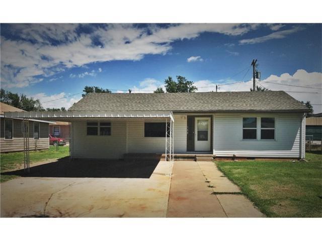 150 Herring, Elk City, OK 73644 (MLS #774455) :: Wyatt Poindexter Group