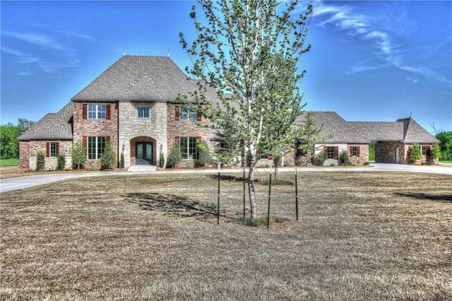 10800 Secretariat, Oklahoma City, OK 73064 (MLS #777416) :: Erhardt Group at Keller Williams Mulinix OKC