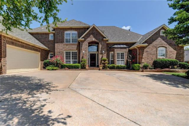 8005 NW 127th Circle, Oklahoma City, OK 73142 (MLS #781746) :: Wyatt Poindexter Group