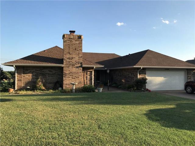 1200 W Spoon Terrace, Edmond, OK 73025 (MLS #782255) :: Wyatt Poindexter Group