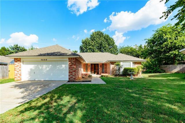 3608 Bellwood, Norman, OK 73072 (MLS #783566) :: Wyatt Poindexter Group