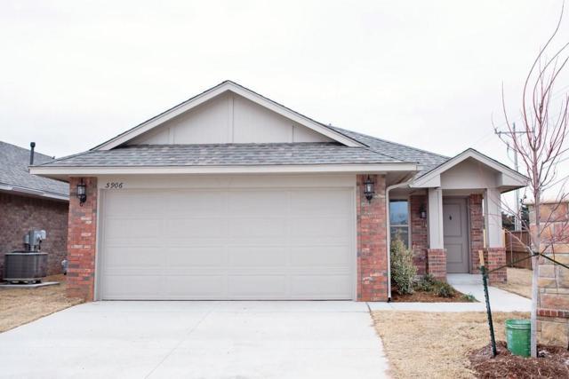 5906 Marblewood Drive, Oklahoma City, OK 73179 (MLS #784149) :: Wyatt Poindexter Group
