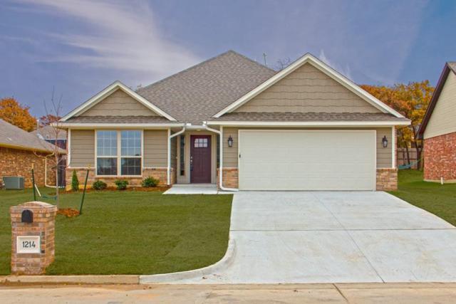 1214 Ramblewood Terrace, Choctaw, OK 73020 (MLS #784902) :: Wyatt Poindexter Group