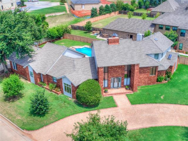3465 Brush Creek Road, Oklahoma City, OK 73120 (MLS #784933) :: Wyatt Poindexter Group