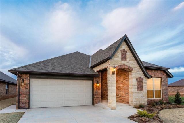 6805 NW 149 Street, Oklahoma City, OK 73142 (MLS #785179) :: Wyatt Poindexter Group