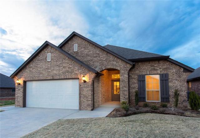6809 NW 149 Street, Oklahoma City, OK 73142 (MLS #785249) :: Wyatt Poindexter Group
