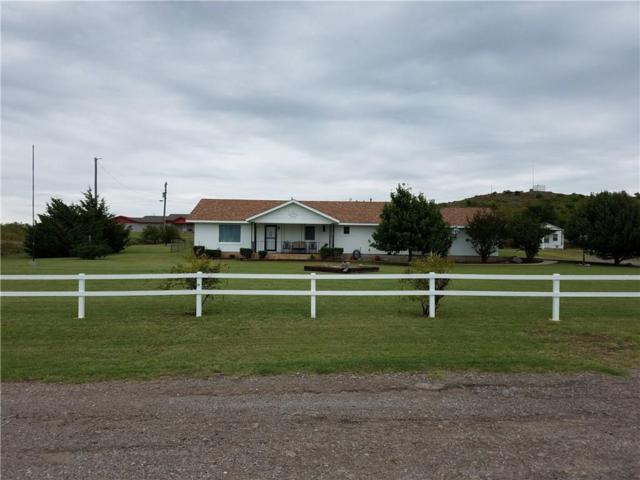 22329 E 1528 Road, Roosevelt, OK 73564 (MLS #785817) :: Wyatt Poindexter Group