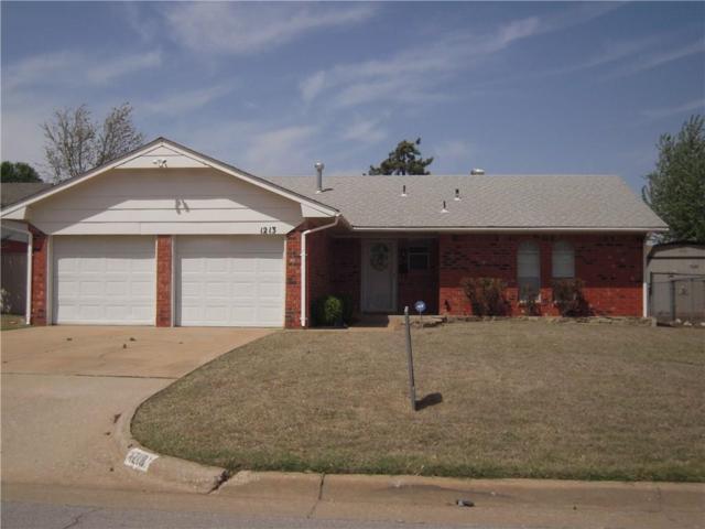 1213 SW 77th Place, Oklahoma City, OK 73139 (MLS #787577) :: Wyatt Poindexter Group