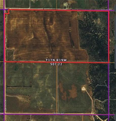 2120 E 740 Road, Camargo, OK 73835 (MLS #788048) :: Erhardt Group at Keller Williams Mulinix OKC