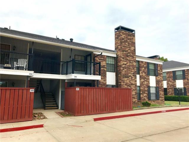 3003 River Oaks #209, Norman, OK 73072 (MLS #788337) :: Erhardt Group at Keller Williams Mulinix OKC