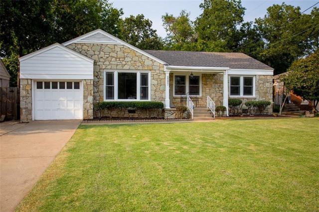 1731 NW 63rd, Nichols Hills, OK 73116 (MLS #788983) :: Wyatt Poindexter Group