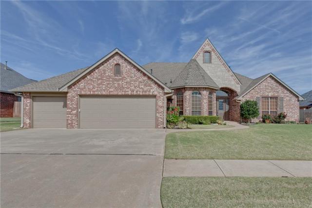 1501 NW 171 Street, Oklahoma City, OK 73012 (MLS #791382) :: Wyatt Poindexter Group