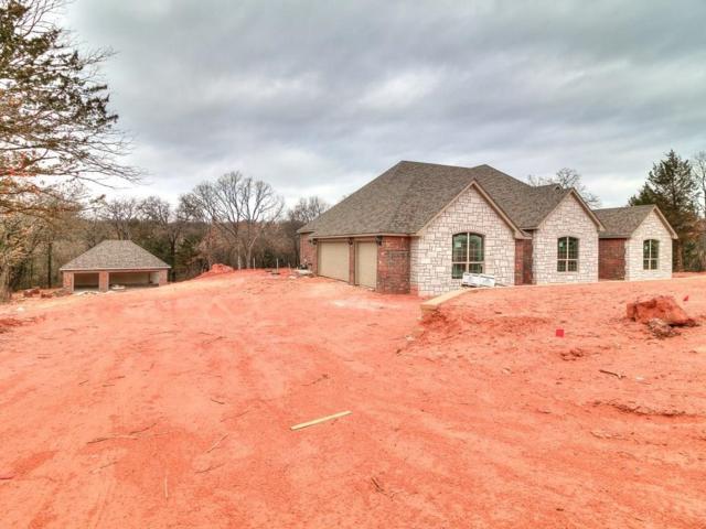14185 Jack Rabbit Trail, Oklahoma City, OK 73007 (MLS #791673) :: Wyatt Poindexter Group