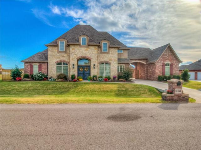 18356 320th St, Norman, OK 73072 (MLS #791729) :: Wyatt Poindexter Group