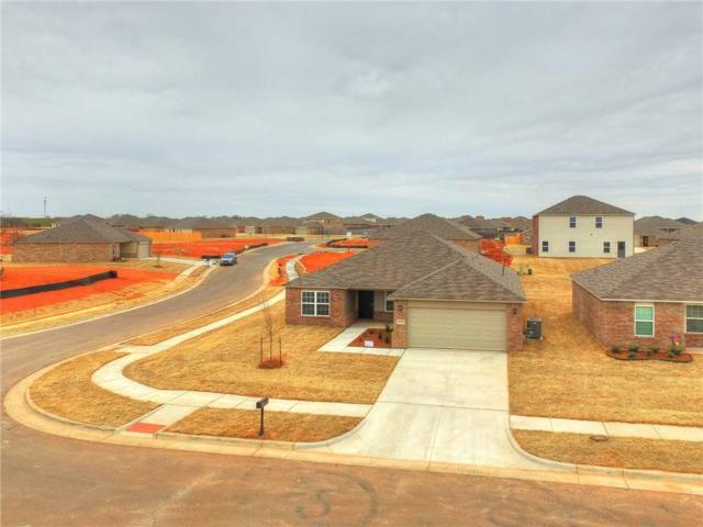 13225 Beekman Drive, Oklahoma City, OK 73078 (MLS #791906) :: Wyatt Poindexter Group