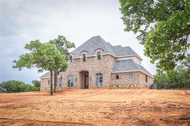 4624 Abbey Circle, Edmond, OK 73034 (MLS #793702) :: Wyatt Poindexter Group