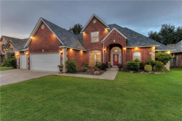 1101 Hearthstone, Norman, OK 73072 (MLS #793950) :: Barry Hurley Real Estate