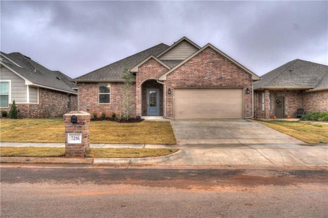 7216 NW 146th Street, Oklahoma City, OK 73142 (MLS #794409) :: Wyatt Poindexter Group