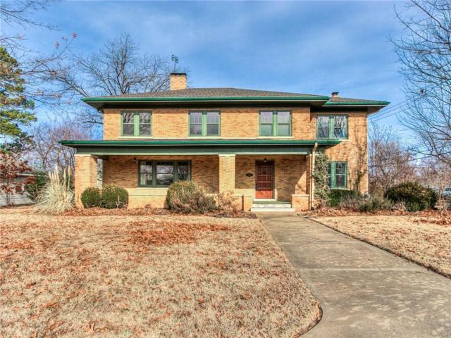102 W Midland Street, Shawnee, OK 74804 (MLS #794858) :: KING Real Estate Group