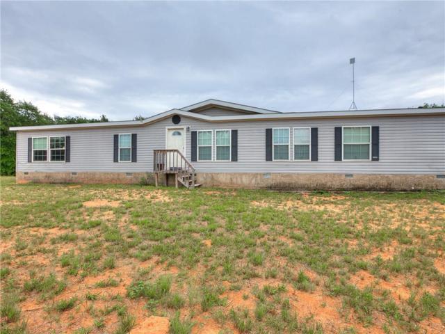 331659 E Woodrun Drive, Wellston, OK 74881 (MLS #794916) :: Meraki Real Estate