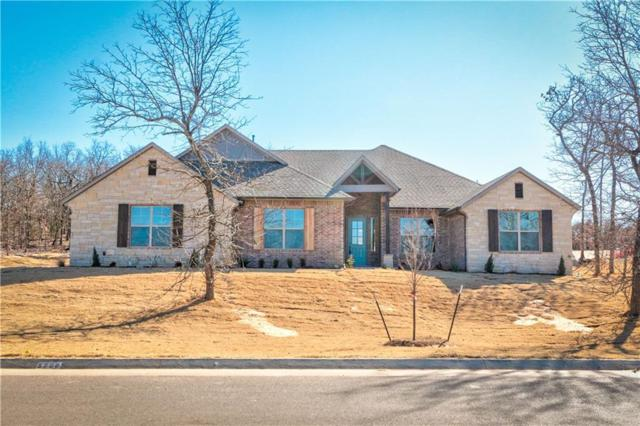 5608 Courtland Lane, Choctaw, OK 73020 (MLS #795253) :: Wyatt Poindexter Group