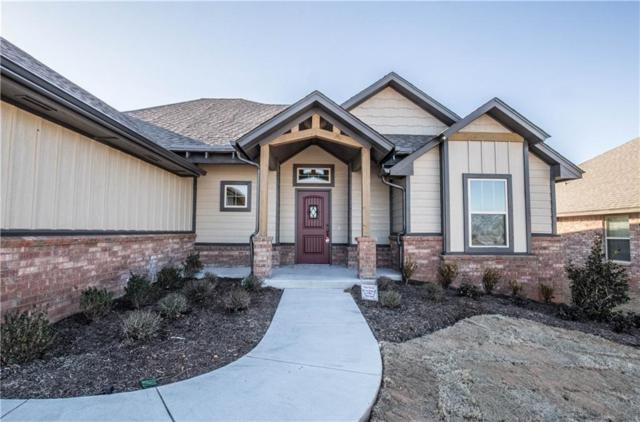 2333 El Cajon, Edmond, OK 73034 (MLS #796120) :: Wyatt Poindexter Group