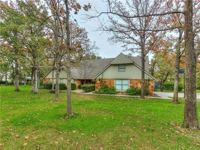 104356 S Ridgewood Drive, Meeker, OK 74855 (MLS #796202) :: Wyatt Poindexter Group