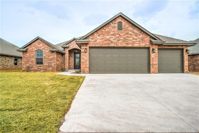 4200 St Augustine, Mustang, OK 73064 (MLS #796283) :: Wyatt Poindexter Group