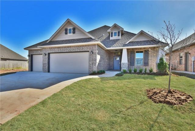 9216 NW 137th Street, Yukon, OK 73099 (MLS #796368) :: Wyatt Poindexter Group