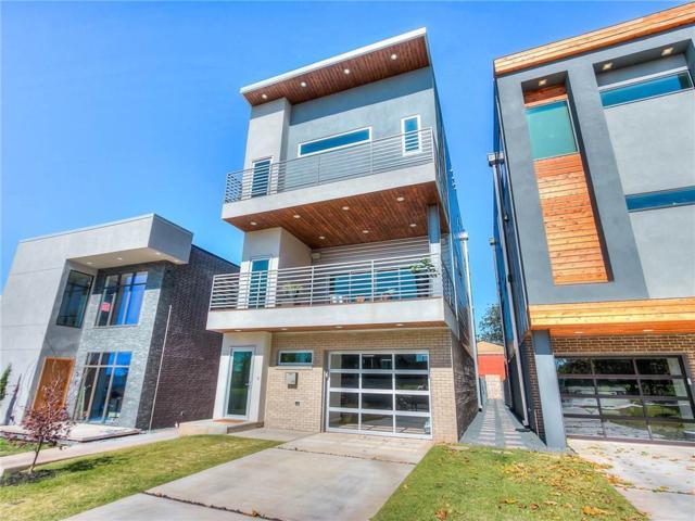 915 NW 8th Street, Oklahoma City, OK 73106 (MLS #796731) :: Wyatt Poindexter Group