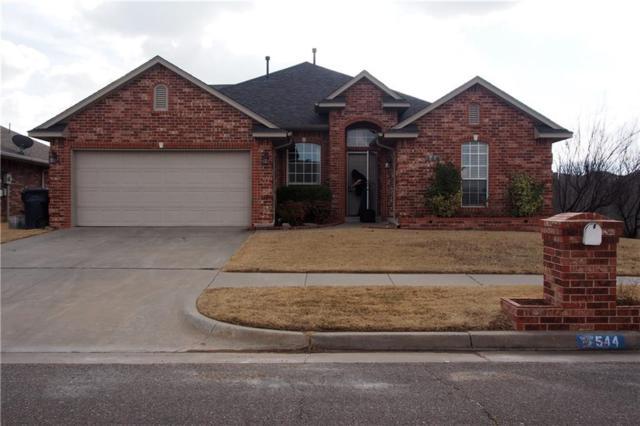 544 SW 155th Court, Oklahoma City, OK 73170 (MLS #798445) :: Wyatt Poindexter Group