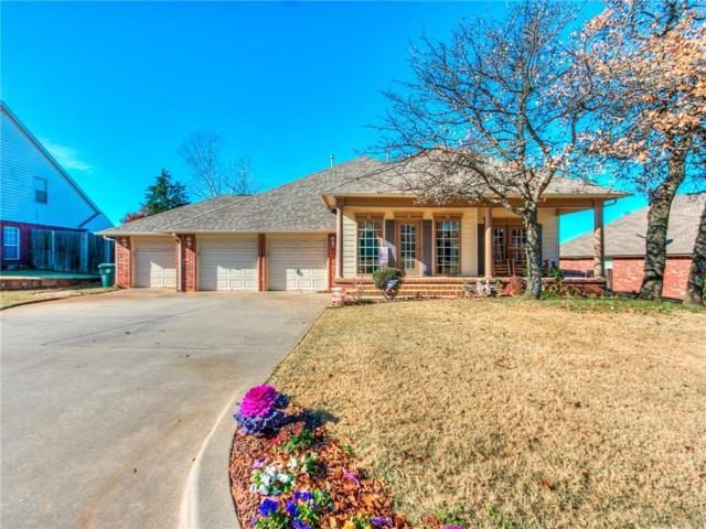 2043 Yorkshire Drive, Midwest City, OK 73130 (MLS #798625) :: Wyatt Poindexter Group