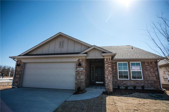 12612 NW 1st Terrace, Yukon, OK 73099 (MLS #798651) :: Wyatt Poindexter Group