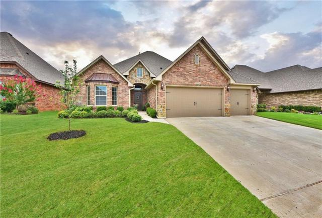 2412 NW 156th Street, Edmond, OK 73013 (MLS #799996) :: Wyatt Poindexter Group