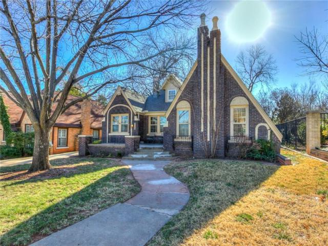 438 NW 35th Street, Oklahoma City, OK 73118 (MLS #800139) :: Barry Hurley Real Estate
