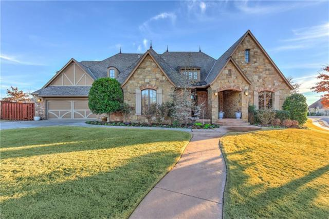 2216 Bull Run, Edmond, OK 73034 (MLS #800763) :: Wyatt Poindexter Group