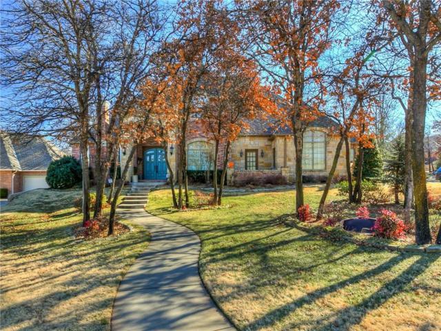 3000 Spyglass Hill, Edmond, OK 73034 (MLS #801623) :: Wyatt Poindexter Group